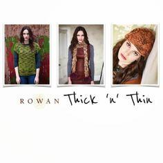 Colección Thick 'n' Thin de Rowan