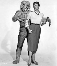 Gloria Talbott in I Married a Monster from Outer Space (1958)