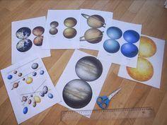 Les Montessouris: Système solaire : premières approches                                                                                                                                                                                 Plus