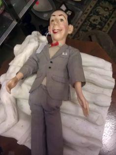 Pee Wee Doll!