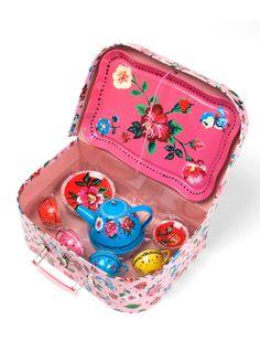 Children's tea picnic set