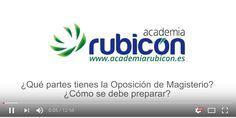 ¿Cómo son las oposiciones de magisterio y cómo prepararlas? - http://www.academiarubicon.es/como-son-las-oposiciones-de-magisterio/