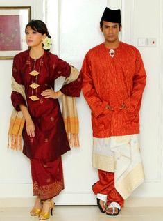 Malaysian Traditional Clothing Dress