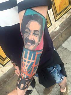 Harvey Milk tattoo