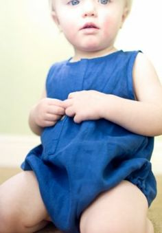 NUN Kids :: simple, classic, non-fuss linen clothing.  regram @Gus Svendsen Ryan Kids