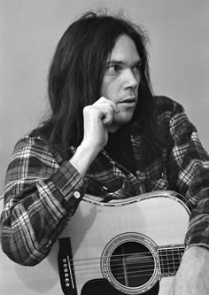 Neil Young..there's a story there...
