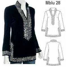 Sewing Clothes, Diy Clothes, Clothes For Women, African Fashion, Indian Fashion, Womens Fashion, Clothing Patterns, Dress Patterns, Hijab Fashion