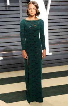 102Awesome Oscars Weekend OutfitsYou Didn't See - but Can't Miss - Alicia Vikander