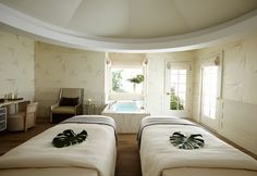 C Social Front photo from the gallery Spotlight: Hotel Bel-Air Spa by La Prairie…