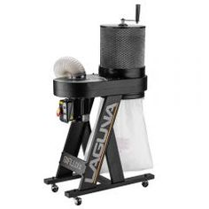 Laguna B|Flux 1HP 1-Micron Canister Dust Collector