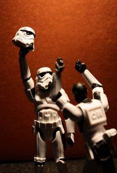 #stormtroopers  #starwars  www.junkfoodclothing.com