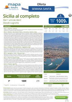 Sicilia al completo- Semana Santa-desde Logroño**Precio final desde 1009** ultimo minuto - http://zocotours.com/sicilia-al-completo-semana-santa-desde-logronoprecio-final-desde-1009-ultimo-minuto-4/