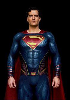 Superman Suit, Superman Henry Cavill, Superman Man Of Steel, Marvel Vs, Captain Marvel, Justice League, Superman Pictures, Legion Of Superheroes, Batman Universe