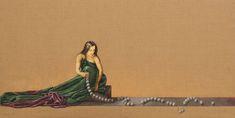 Barbara Gerodimou | artwork | paintings * Memories #artwork #painting #homedecor #walldecor Oil On Canvas, Aurora Sleeping Beauty, Disney Princess, Disney Characters, Artwork, Artist, Work Of Art, Auguste Rodin Artwork, Artists