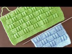 Square and striped blocks knitting pattern Pattern babies kids cardigans sweater Sweater Knitting Patterns, Knitting Designs, Knitting Stitches, Knit Patterns, Stitch Patterns, Knitting For Kids, Knitting For Beginners, Knitting Videos, Baby Kind