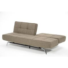 Lifestyle Solutions Marlo Euro Lounger Dark Grey 2