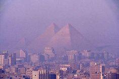 Zobaczyć piramidy!