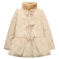 Richie House Girl's cotton padded jacket