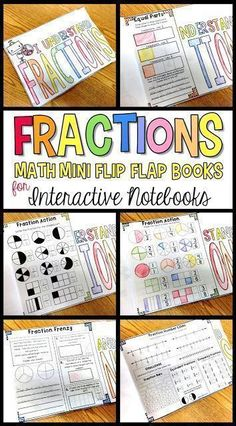 Fractions | Math Fli