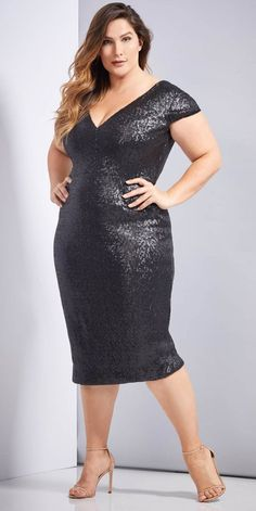 917ddf14a0b3 Plus Size Club Dresses Outfits 2019 CollectioN (21. Black Women  FashionWomens ...