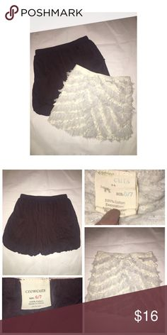 Crewcuts 2PC Skirt Bundle Pre•loved Crewcuts 2PC Skirt Bundle • Both are a size 6/7 • Dark Plum skirt has 2 side pockets • Both are in excellent condition Crewcuts Bottoms Skirts