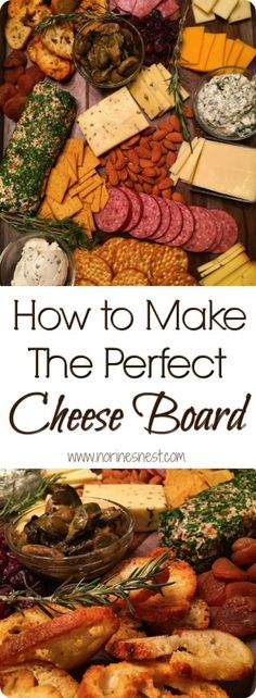 """Do you love all the beautiful cheese boards you see everywhere but don't know where to start...this """"how to"""" is the perfect place to begin! It's so much fun you'll be impressing guests in no time!"""