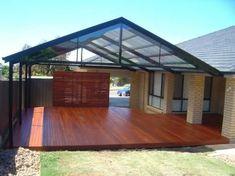 New Pergola Deck Roof Outdoor Rooms Ideas Outdoor Pergola, Diy Pergola, Pergola Plans, Outdoor Rooms, Gazebo, Outdoor Decor, Pergola Ideas, Pergola Kits, Pergola Lighting