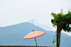 """""""Il monte Fuji"""" una #twitpic minimalista del turistapercaso Luca Toffolon #zenmoodON"""