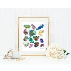 Opal Layout Print