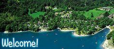 Camping al Lago, Ledro, Trentino - Benvenuti