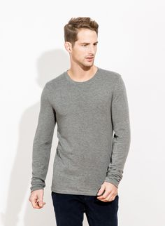 Cashmere Social Long Sleeve : Cashmere Shirt | Kit and Ace | Men | Kit and Ace