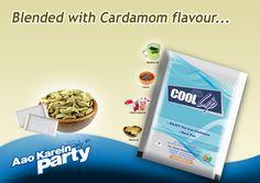 Enjoy the Freshness of Cardamom with #coollipmouthfreshner!!  