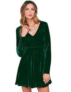 XW COSTUME Damen Samt Kappen Hülse A-line Kleid Minikleid... https://www.amazon.de/dp/B06WD7ZHDK/ref=cm_sw_r_pi_dp_x_XkD1ybEWEA209