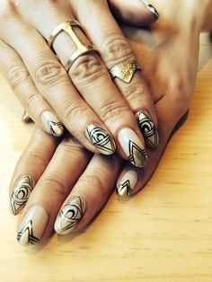 Lookatchu Nails  Follow LFN on twitter and Instagram: @Lady Fancy Nails