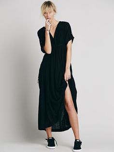 Free People Solid Oasis Dress at Free People Clothing Boutique