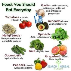Foods You Should Eat Everyday