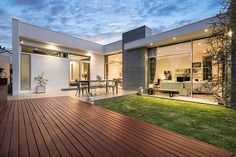 McKinnon House by Lime Interiors