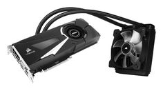The best graphics card you can get now has liquid cooling
