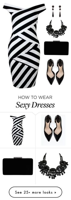 """khm"" by karola-frank on Polyvore featuring John Lewis, Zara and Givenchy"