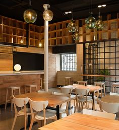 Restaurant PaCatar - By: Donaire Arquitectos