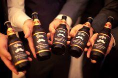 thank you for being my groomsman beer labels via 5 Best Groomsmen Bottle Labels  