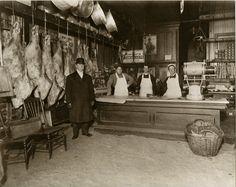 Butcher Shop   1900