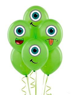 monster inc balloons australia - Google Search