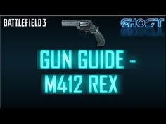 Welcome to Gun Guide! Show-casing weapons that I personally use, why I use them and in what situations. Today we're taking a look at one of my favourite pistols, the almighty REX! Definitely a beast up close and personal, but can it compare to the Magnum? Battlefield 3 Gameplay, All Video, Pistols, Weapons, Beast, Guns, Neon Signs, Weapons Guns, Weapons Guns