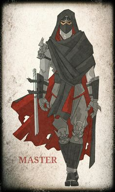 TMNT The Shredder by ~devilmonkey77 on deviantART