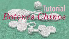 Como hacer botones y broches chinos :)