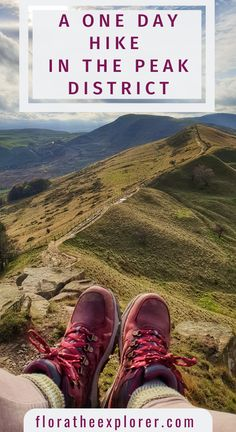 The stunning Peak District is only a few hours from London – perfect for a day of hiking in the outdoors! Europe Travel Guide, Travel Guides, International Travel Tips, Ireland Travel, Italy Travel, Peak District, Hiking Tips, Best Hikes, Day Hike