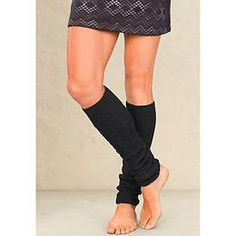 Isle Leg Warmer - The slim-fitting cable leg warmer that looks great scrunched into boots.