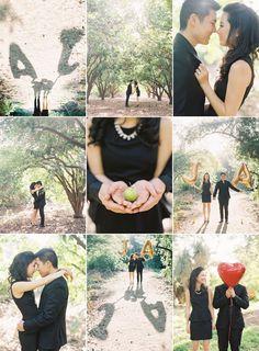 LA Arboretum Engagement Photography » Los Angeles Wedding Photography | Pregnancy & Baby Photographer