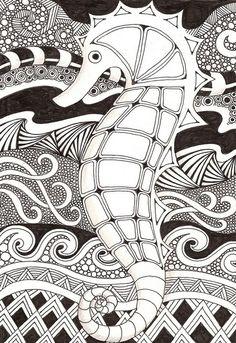 Seahorse | banar